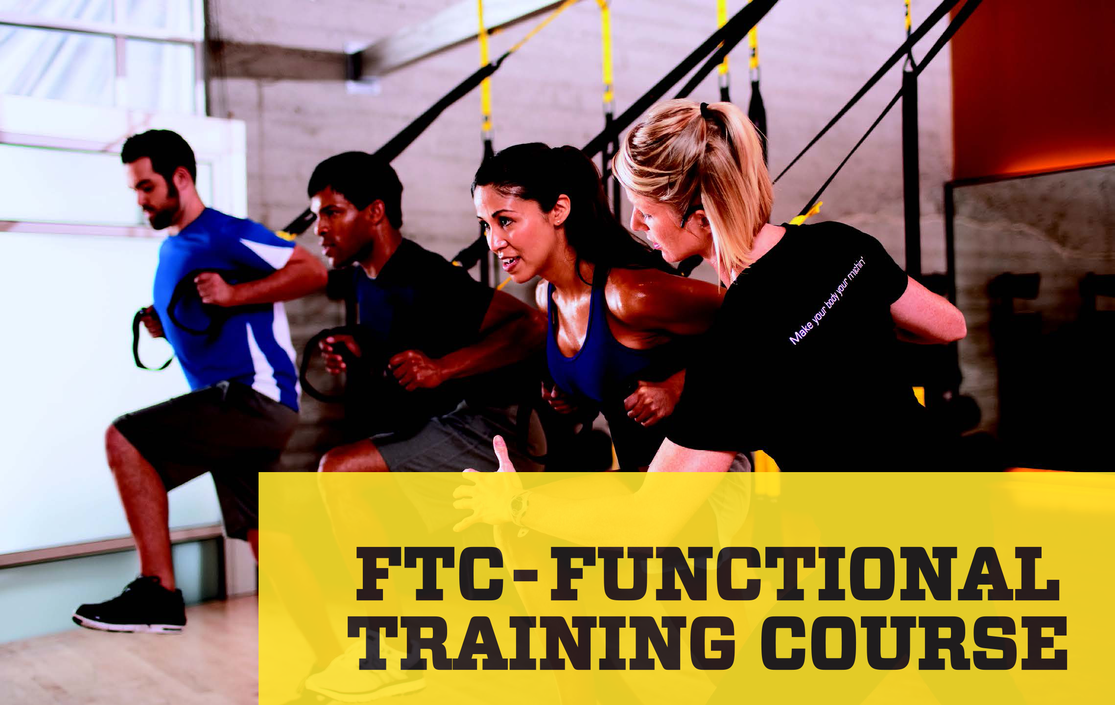locandina  Functional Training Course